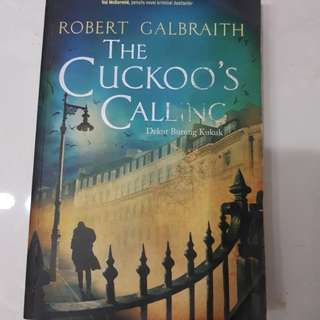 The Cuckoo's Calling - edisi bahasa Indonesia