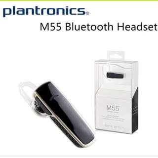 Plantronic M55 Bluetooth Headset