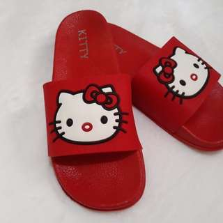 Slippers Hello Kitty