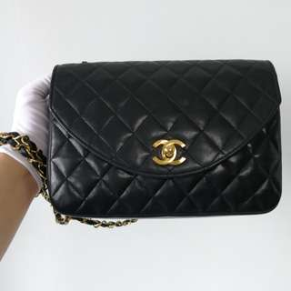 Authentic Chanel Curve Bag