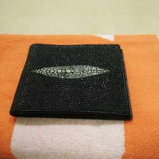 泰國珍珠魚皮夾