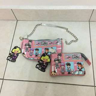 Morgirl Pouch & Bag