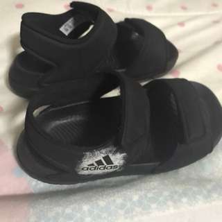 Adidas sandal to let go