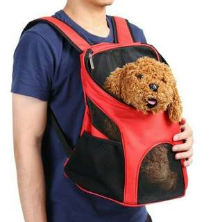 Dog and cat backpack