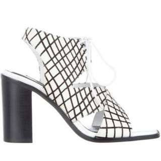 Senso Wilba II Lace Up Block Heels