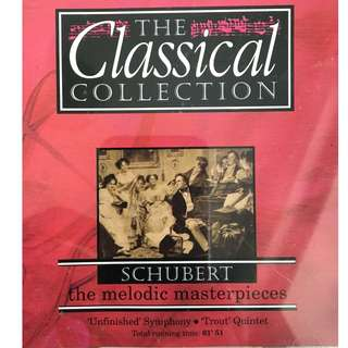 Best of Shubert's Classical Collection
