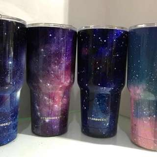 STARBUCKS Galaxy Yeti Ramblers