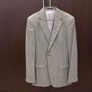 ZARA Light Grey Suit