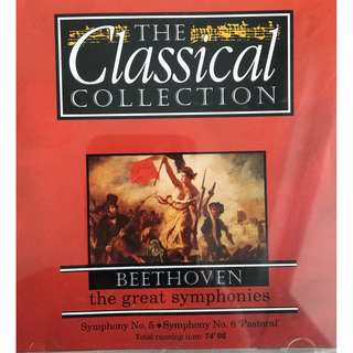 Best of Beethoven's Classical Collection