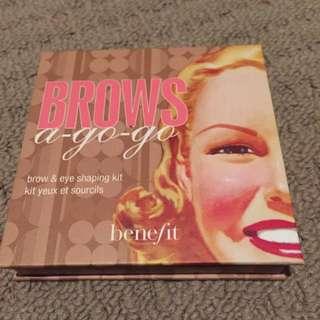 Benefit Cosmetics Brows A Go Go