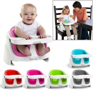 INGENUITY BABY BASE 2-in-1 Seat Booster [Color - Grey]