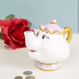 Mrs Potts Money Bank