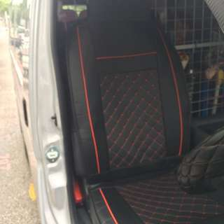 Seat cover for Van