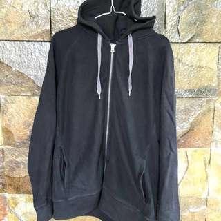 Gap hoodie zipper black