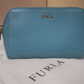 Furla cosmetic pouch