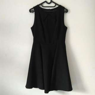 ZARA Woman Fit N Flare Dress