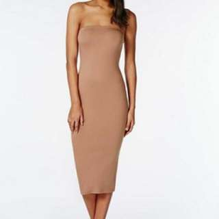 Forever 21 Nude colour Dress