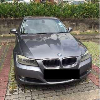 BMW 320i Rental