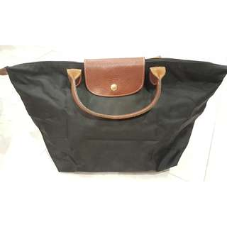 100%  Authentic LongChamp Medium Short Handle