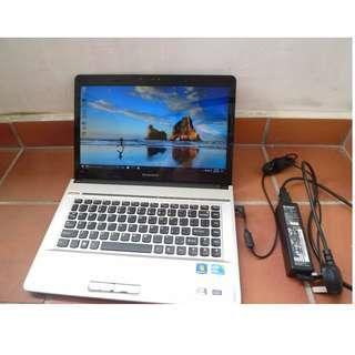Lenovo IdeaPad U460 14 inch Notebook / Laptop
