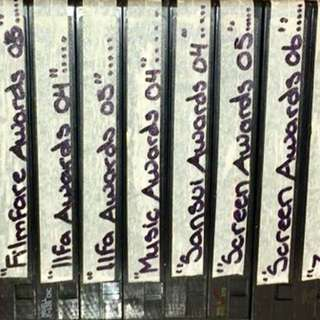 Bollywood VHS