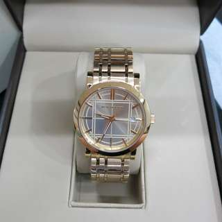 100%new and 100%Original Burberry Watches