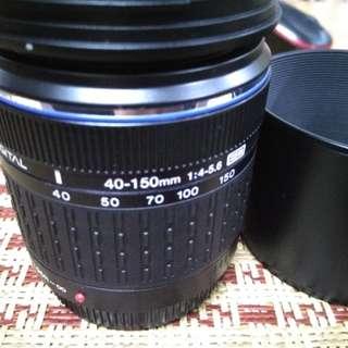 Olympus Zuiko Digital ED 40-150mm f4.0-5.6