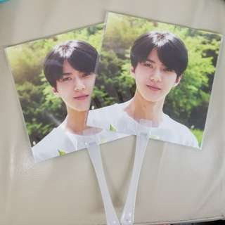 Nature republic EXO Sehun 扇