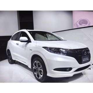 Honda Vezel Hybrid 1.5 Auto X