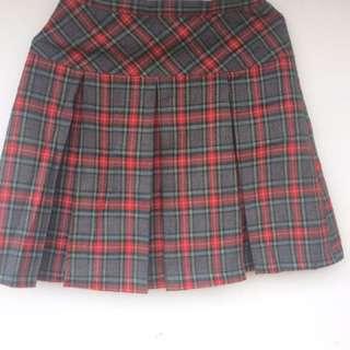 Vintage girl skirt