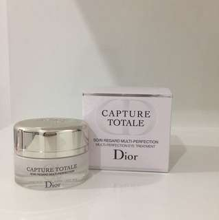 PRELOVED DIOR Capture Totale Multi Perfection Eye Treatment