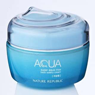 Nature republic Super aqua max moisturiser