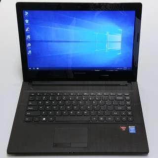 """Lenovo i7-5500u/8GB/500GB/Radeon R5 M330/14"""" Ideapad Gaming Laptop"""