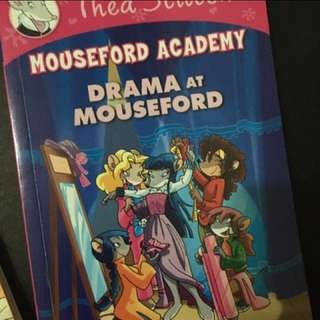 Mouseford Academy Series by Thea Stilton