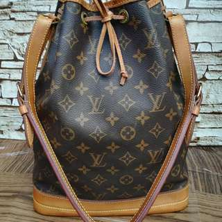 Authentic Louis Vuitton Large Noe Shoulderbag