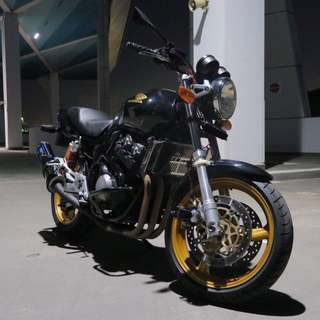 Honda CB400 Spec 1 Super4
