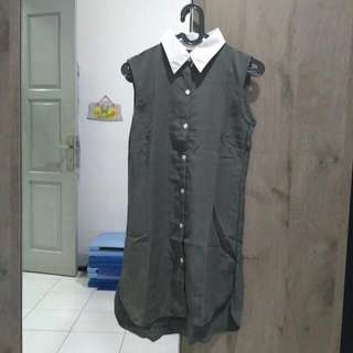 Girl School Dress New