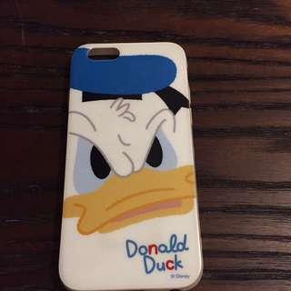 Disney casing donal duck iphone 6