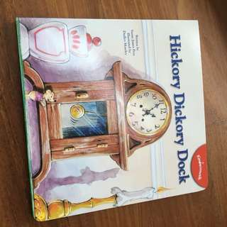 Hickory Dickory Dock Board Book