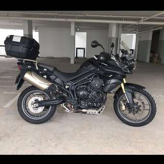 Triumph Tiger 800 ABS / COE Aug 2023
