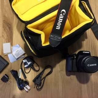 Canon EOS 600D - New condition