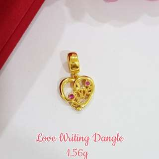 Pendent 916g