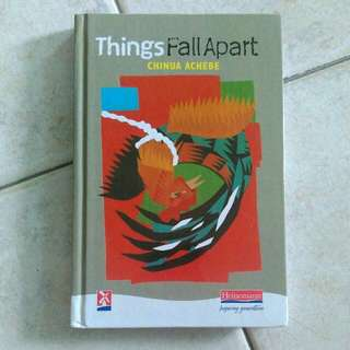#1212YES things fall apart by Chinua Achebe