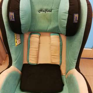 Pre-used Halford Baby Car Seat