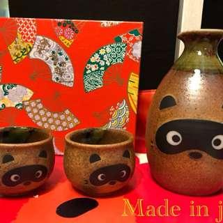 日本製清酒杯set