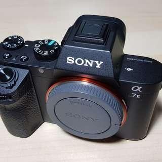 Sony A7ii Body only