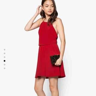 Love Back Dress
