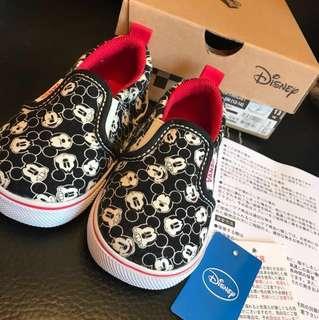 包郵Disney Vans 鞋子US6
