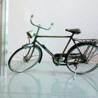 Bicycle antique deco