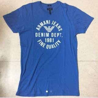 Authentic Armani Jeans T-shirt